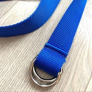 Accessories - Royal Blue Belt NWOT